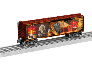 "Lionel 1938030 - Angela Trotta Thomas ""Well Stocked Shevles"" Boxcar"