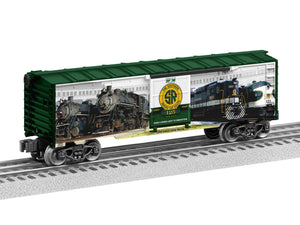 "Lionel 1938050 - 125th Anniversary Boxcar ""Southern Railway"""