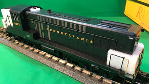 "MTH 30-20592-1 - AS-616 Diesel Engine ""Pennsylvania"" #8967 w/ PS3"