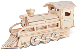 3D Puzzle - Steam Train