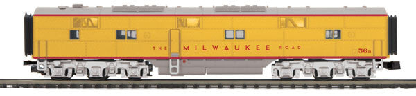 "MTH 20-20462-3 - E-6 B-Unit ""Milwaukee Road"" (Non-Powered)"