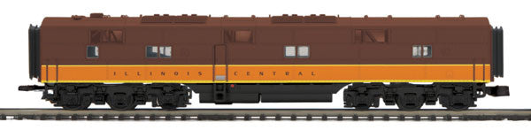 "MTH 20-20463-3 - E-6 B-Unit ""Illinois Central"" (Non-Powered)"