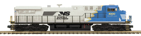 "MTH 20-20635-1 - AC4400cw Diesel Engine ""Norfolk Southern"" w/ PS3 (Hi-Rail Wheels)"