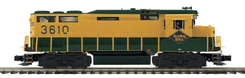 MTH 20-20669-1 Reading GP-30 Diesel Engine With Proto-Sound 3.0