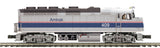 "MTH 20-20682-1 - F40PH Diesel Engine ""Amtrak"" w/ PS3 (Hi-Rail Wheels)"