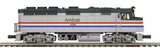"MTH 20-20684-1 - F40PH Diesel Engine ""Amtrak"" w/ PS3 (Hi-Rail Wheels)"