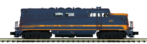 "MTH 20-20700-1 - BL-2 Diesel Engine ""Chicago & Eastern Illinois"" #200 w/ PS3"
