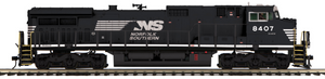 "MTH 20-20728-1 - Dash-8 Diesel Engine ""Norfolk Southern"" w/ PS3 (Hi-Rail Wheels)"