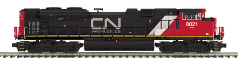 "MTH 20-20743-1 - SD70M-2 Diesel Engine ""Canadian National"" w/ PS3 (Hi-Rail Wheels)"