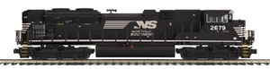 "MTH 20-20745-1 - SD70M-2 Diesel Engine ""Norfolk Southern"" w/ PS3 (Hi-Rail Wheels)"