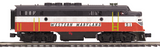 "MTH 20-20766-1 - F-3 A Unit Diesel Engine ""Western Maryland"" w/ PS3 (Hi-Rail Wheels)"