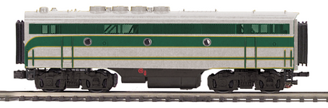 "MTH 20-20769-3 - F-3 B-Unit Diesel ""Southern"" (Non-Powered)"