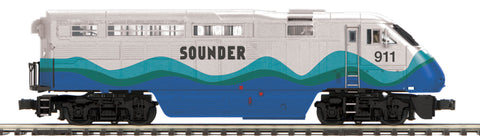 "MTH 20-20780-1 - F59PHI Diesel Engine ""Sounder"" w/ PS3"
