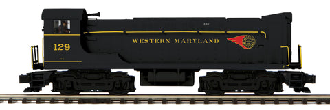 "MTH 20-20785-1 - VO 1000 Diesel Engine ""Western Maryland"" w/ PS3"
