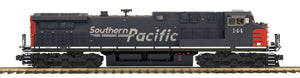"MTH 20-20803-1 - AC4400cw Diesel Engine ""Southern Pacific"" #144 w/ PS3 (Hi-Rail Wheels)"