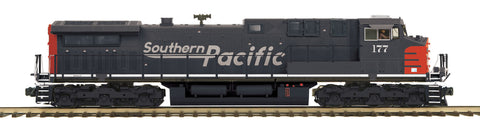 "MTH 20-20804-1 - AC4400cw Diesel Engine ""Southern Pacific"" #177 w/ PS3 (Hi-Rail Wheels)"