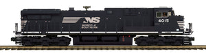 "MTH 20-20805-1 - AC4400cw Diesel Engine ""Norfolk Southern"" #4015 w/ PS3 (Hi-Rail Wheels)"