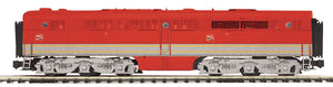 "MTH 20-20841-3 - Alco PA B-Unit Diesel ""MKT"" (Non-Powered)"