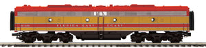 "MTH 20-20853-3 - E-8 B-Unit Diesel ""Florida East Coast"" (Non-Powered)"