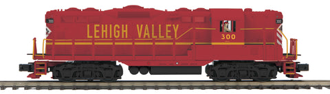 "MTH 20-20865-1 - GP-9 Diesel Engine ""Lehigh Valley"" w/ PS3 #300"