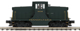 "MTH 20-20887-1 - G.E. 44 Ton Phase 3 Diesel Engine ""Pennsylvania"" #9330 w/ PS3 (Hi-Rail Wheels)"