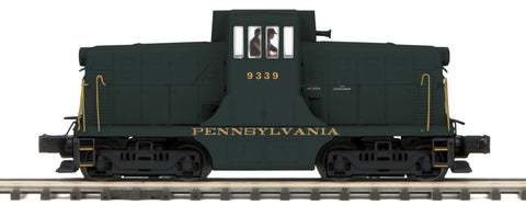 "MTH 20-20888-1 - G.E. 44 Ton Phase 3 Diesel Engine ""Pennsylvania"" w/ PS3 (Hi-Rail Wheels)"