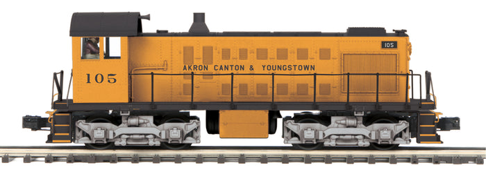 "MTH 20-20898-1 - Alco S-2 Switcher Diesel Engine ""Akron Canton & Youngstown"" #105 w/ PS3"