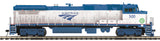 "MTH 20-20908-1 - Dash 8-40BW Diesel Engine ""Amtrak"" w/ PS3 (Hi-Rail Wheels)"