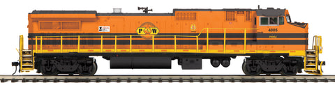 "MTH 20-20914-1 - Dash 8-40BW Diesel Engine ""Providence & Worcester"" w/ PS3 (Hi-Rail Wheels)"