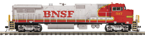 "MTH 20-20915-1 - Dash 8-40BW Diesel Engine ""BNSF"" w/ PS3 (Hi-Rail Wheels)"
