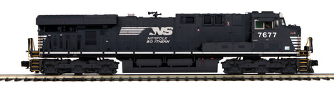 "MTH 20-20917-1 - ES44DC Diesel Engine ""Norfolk Southern"" #7767 w/ PS3 (Hi-Rail Wheels)"