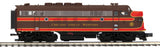 "MTH 20-20937-1 - F-3 A Unit Diesel Engine ""Chicago & Great Western"" #106-C w/ PS3 (Hi-Rail Wheels)"