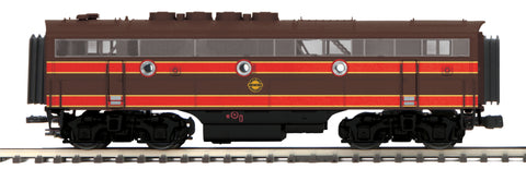 "MTH 20-20937-3 - F-3 B-Unit Diesel ""Chicago & Great Western"" #111-B (Non-Powered)"