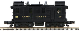 "MTH 20-20945-1 - Alco-GE-Ingersol Rand Box Cab Diesel Engine ""Lehigh Valley"" #100 w/ PS3"