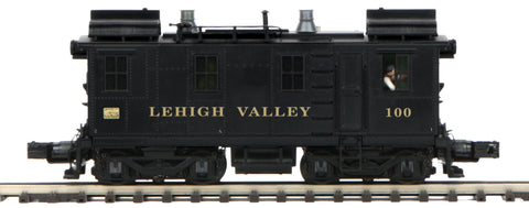"MTH 20-20945-1 - Alco-GE-Ingersol Rand Box Cab Diesel Engine ""Lehigh Valley"" w/ PS3"