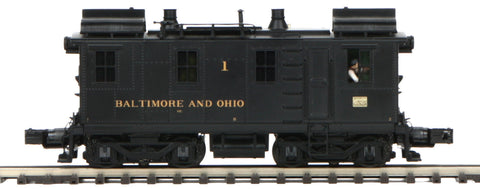 "MTH 20-20947-1 - Alco-GE-Ingersol Rand Box Cab Diesel Engine ""Baltimore & Ohio"" w/ PS3"