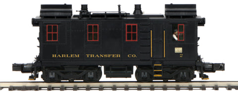 "MTH 20-20952-1 - Alco-GE-Ingersol Rand Box Cab Diesel Engine ""Harlem Transfer Co."" w/ PS3"