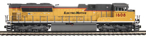 "MTH 20-20961-1 - SD70ACe Diesel Engine ""EMD Demonstrator"" #1608 w/ PS3 (Hi-Rail Wheels)"