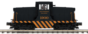 "MTH 20-20972-1 - G.E. 44 Ton Phase 1c Diesel Engine ""Southern Pacific"" w/ PS3 (Hi-Rail Wheels)"