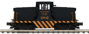 "MTH 20-20973-1 - G.E. 44 Ton Phase 1c Diesel Engine ""Southern Pacific"" w/ PS3 (Hi-Rail Wheels)"