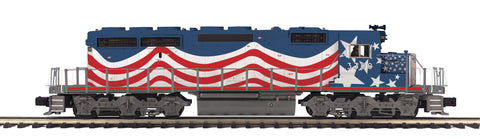 "MTH 20-20990-1 - SD40-2 Diesel Engine ""Union Pacific"" w/ PS3"