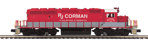 "MTH 20-20992-1 - SD40-2 Diesel Engine ""RJ Corman"" w/ PS3"