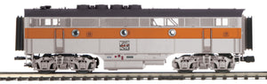 "MTH 20-21029-3 - F-3 B-Unit Diesel ""Western Pacific"" #603-B (Non-Powered)"