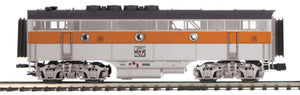 "MTH 20-21030-3 - F-3 B-Unit Diesel ""Western Pacific"" #803-C (Non-Powered)"