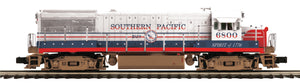 "MTH 20-21037-1 - U25B Diesel Engine ""Southern Pacific"" #6800 w/ PS3 (Hi-Rail Wheels)"