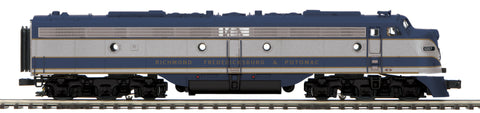 "MTH 20-21043-4 - E-8 A Unit Diesel Engine ""Richmond, Fredericksburg & Potomac"" (Non-Powered)"