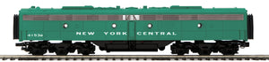 "MTH 20-21046-3 - E-8 B-Unit Diesel ""New York Central"" #4013B (Non-Powered)"