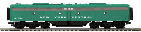 "MTH 20-21046-3 - E-8 B-Unit Diesel ""New York Central"" (Non-Powered)"