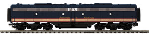 "MTH 20-21050-3 - E-8 B-Unit Diesel ""Louisville & Nashville"" (Non-Powered)"