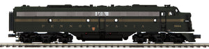"MTH 20-21052-1 - E-8 A Unit Diesel Engine ""Pennsylvania"" #5884 w/ PS3 (Hi-Rail Wheels)"